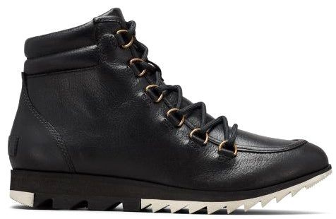 Sorel - Harlow Lace Black Ankle Boots