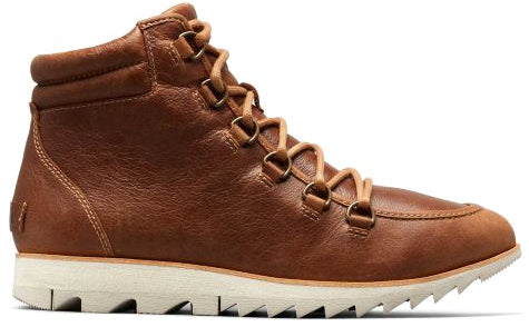 Sorel - Harlow Lace Tan Ankle Boots
