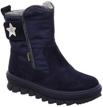 Superfit - Navy Ankle Boots (09216-80)