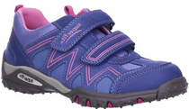 Superfit - Blue/Pink Double Strap Runners (00224-91)