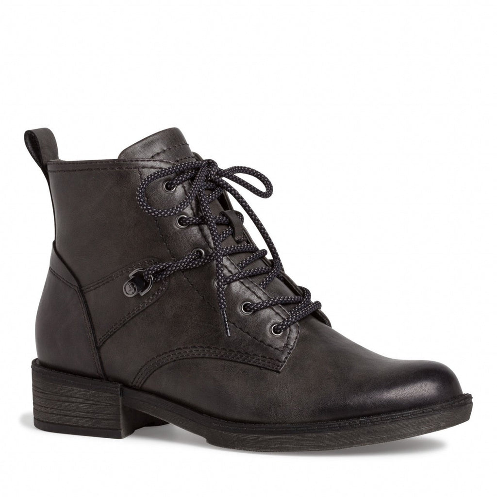 Tamaris - 25116 Graphite Ankle Boots