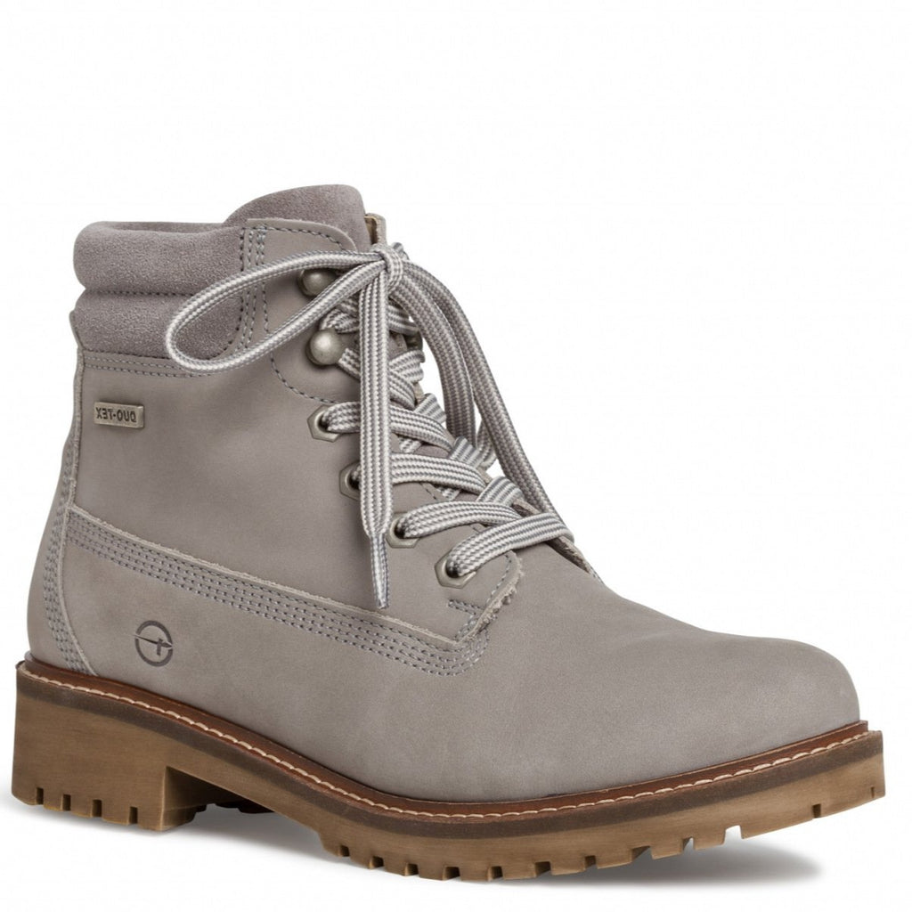 Tamaris - 26244 Grey Ankle Boots