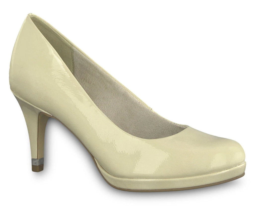 Tamaris - 22444 Cream Heels