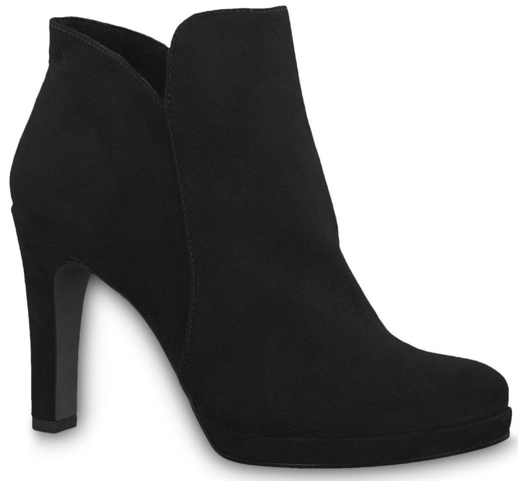Tamaris - 25316 Black Ankle Boots