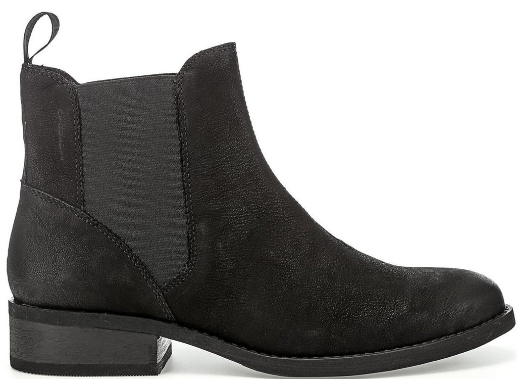 Vagabond - Cary Black Ankle Boots (4220-450)