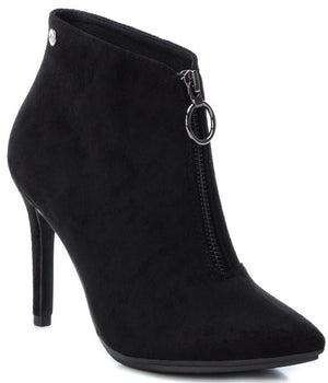 XTi - 35153 Black Ankle Boots