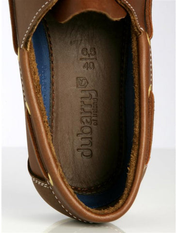 Dubarry - Admiral Brown Leather Shoes