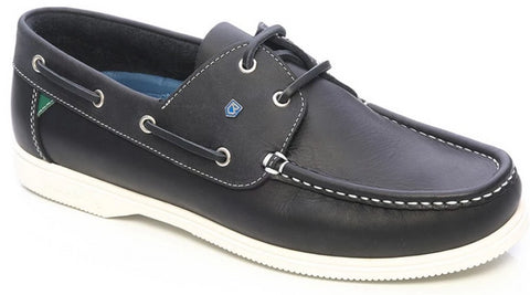 Dubarry - Admiral Navy Leather Shoes