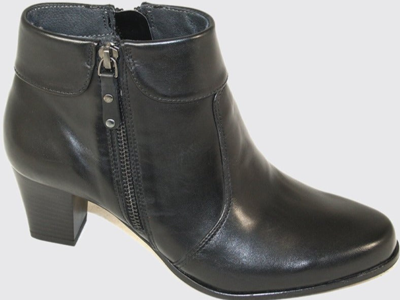 Dubarry - Cecily Black Ankle Boots