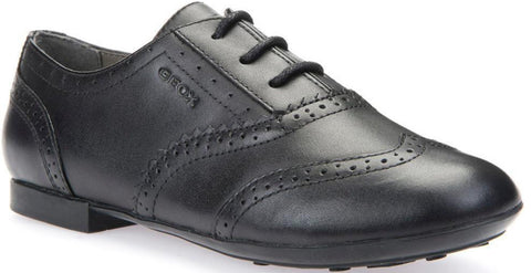 Geox - Pile Black Shoes (J5455A)