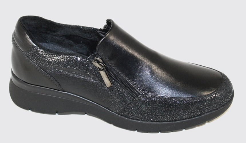 Dubarry - Jackie Black Shoes