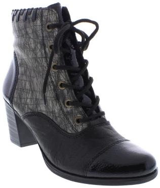 Kate Appleby - Lydney Black Ankle Boots