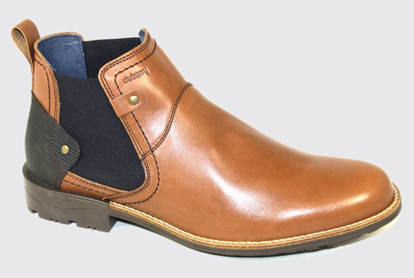 Dubarry - Smiths Tan Ankle Boots