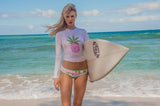 Pineapple Rashguard