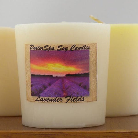 Colorado Organic Votives