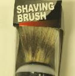 Marvy Shave Brush Boar hair