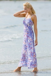 Candy Reef Boho Dress