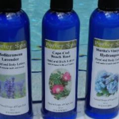 PorterSpa Body Lotion  Made in USA