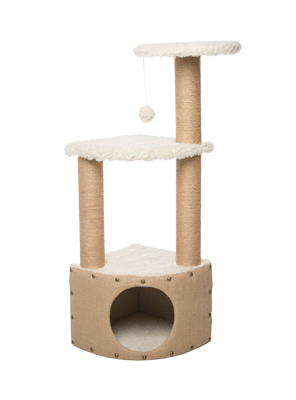 EASY FIX CAT SCRATCHER THE SNUG