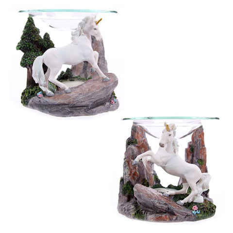 Fantasy Unicorn Design Oil Burner