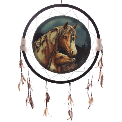 Decorative Horse Dreamcatcher