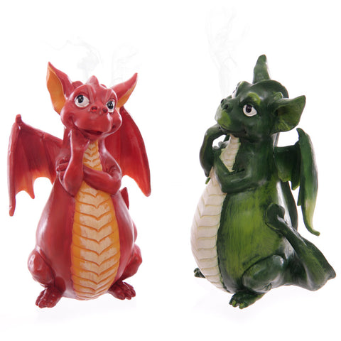 Dragon Incense Burner Fantasy Collectable