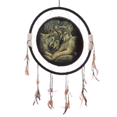 Wolf Companions   Dream Catcher/Large