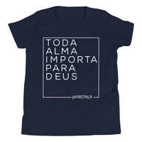 Kids ESMTG Short Sleeve Shirt in Portuguese