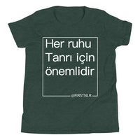 Kids ESMTG Short Sleeve Shirt in Turkish