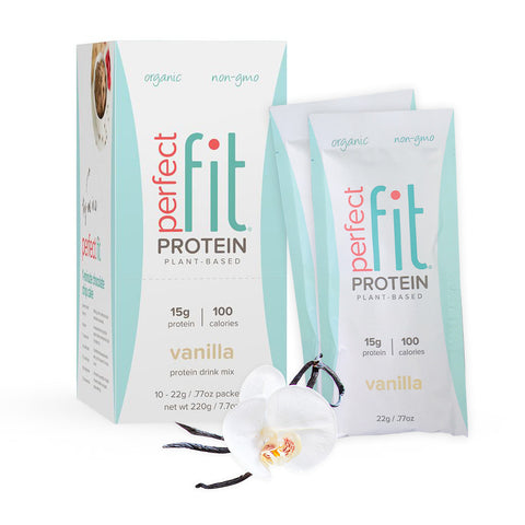 Perfect Fit Protein by Tone It Up Vanilla Packets
