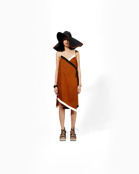 Akira Wrap Dress by Biasa