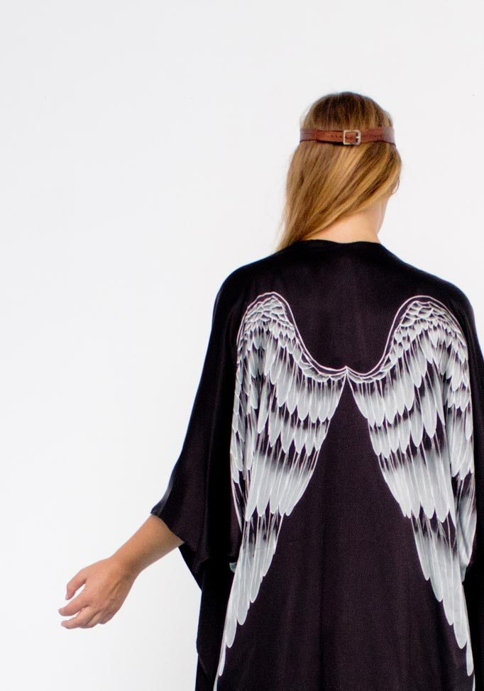 Arch Angel Gabrielle Kimono by Warriors of the Divine