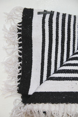 "Mexican Stripe/Pattern Blanket / Throw - 50"" x 80"""