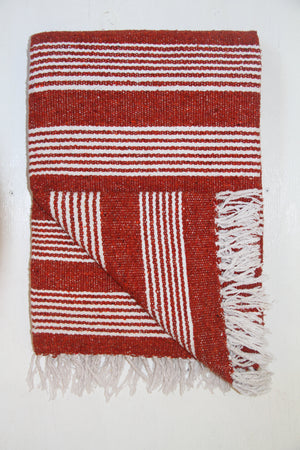 Mexican Thin Striped Blanket