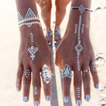 Child of Wild Flash Tattoos