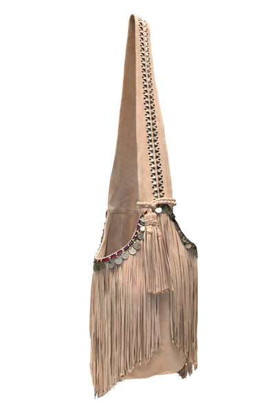 Studded Bucket Bag by Simone Camille