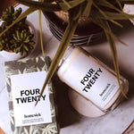 Four Twenty Candle