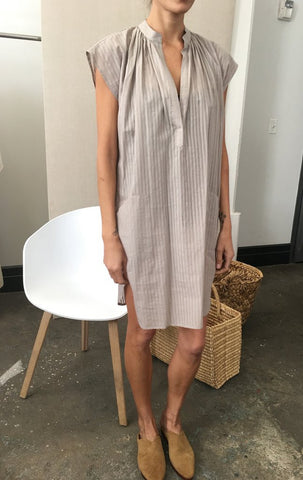 Khadi Stripe Tunic by Two New York