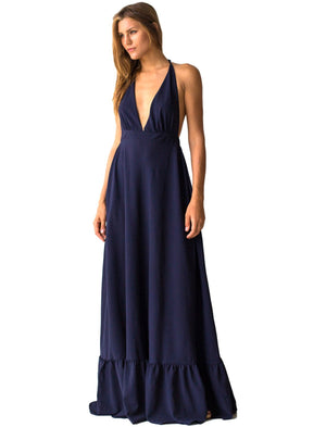 Marina Long Dress