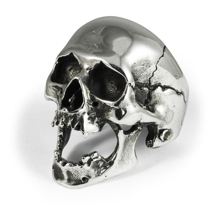 Screamer Skull Ring