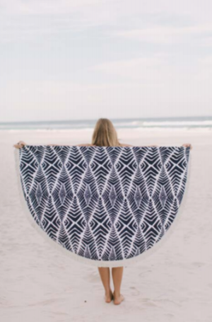 The Paradis Beach Towel by Beach People