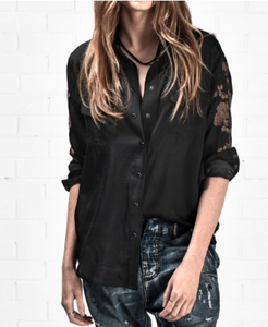 San Cerena Shirt by One Teaspoon