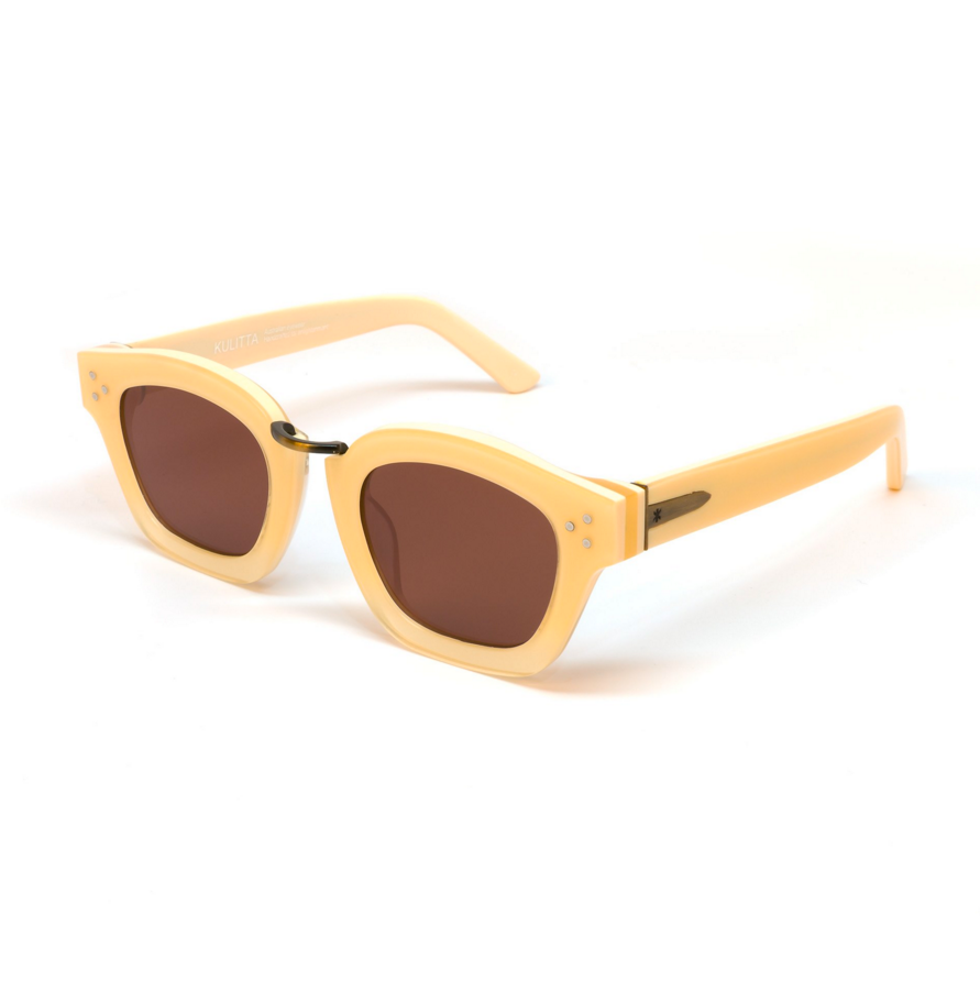 Kulitta in Crema Colour with Copper Lens