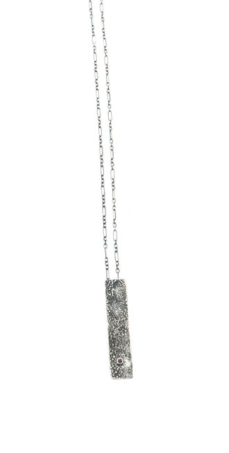 Oblong Necklace