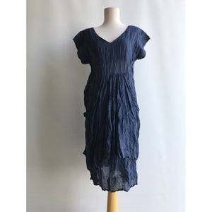 Susan Dress | Navy