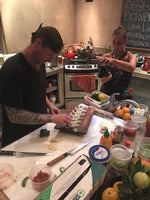 Cooking Class with Patrick Mullen  | Pacifica Fish Market
