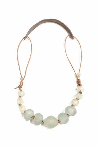 Cord Classic Necklace by Twine and Twig