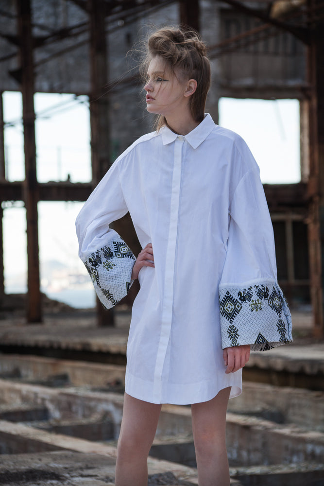Dorida Shirtdress