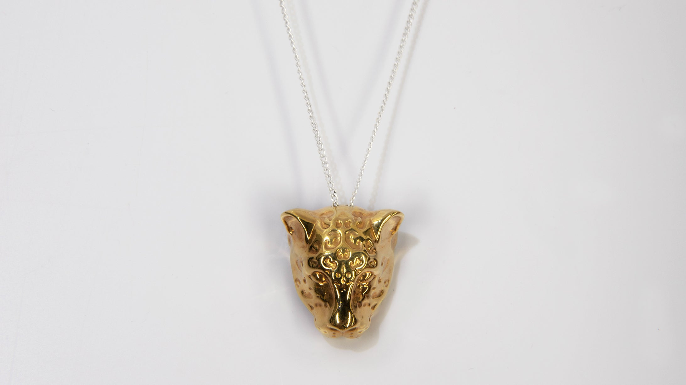 Balam Gold Necklace