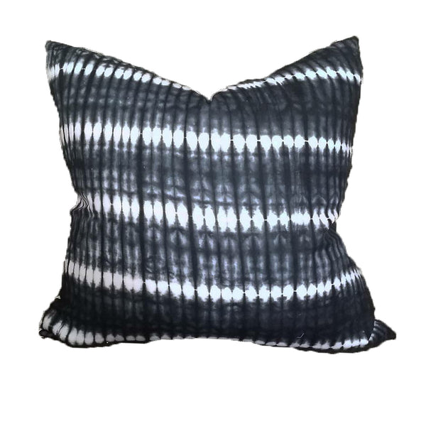 Shibori Oversized Throw Pillow